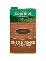 Cuprinol Shed and Fence Protector